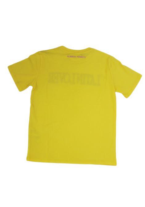 T-shirt Alberta Ferretti ALBERTA FERRETTI | T-shirt | 022146GIALLO