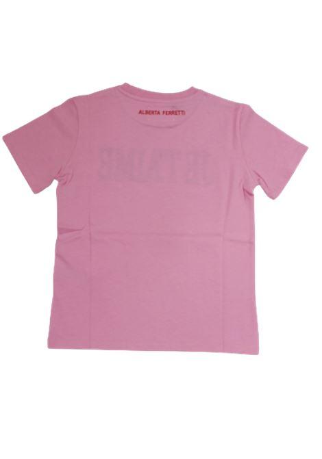 T-shirt Alberta Ferretti ALBERTA FERRETTI | T-shirt | 022146ROSA