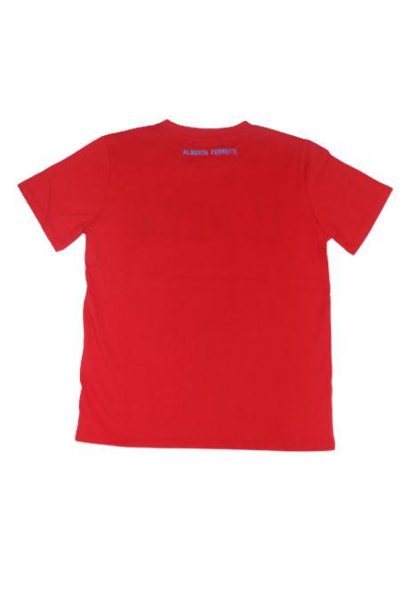 T-shirt Alberta Ferretti ALBERTA FERRETTI | T-shirt | 022146ROSSO
