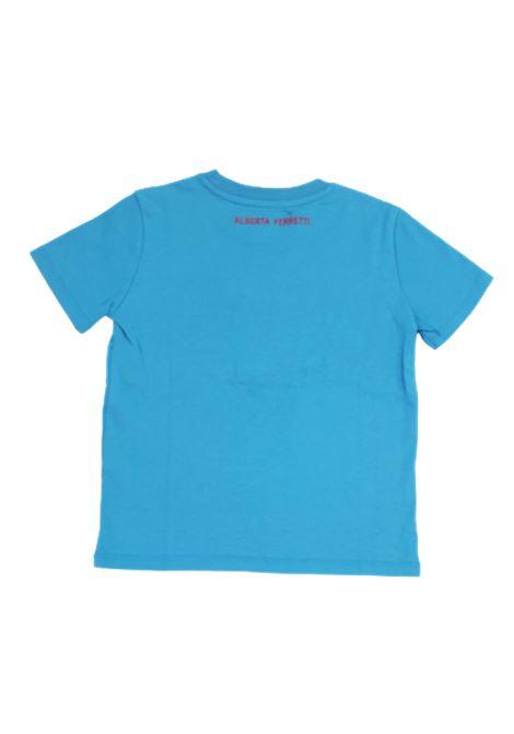 T-shirt Alberta Ferretti ALBERTA FERRETTI | T-shirt | 022146TURCHESE