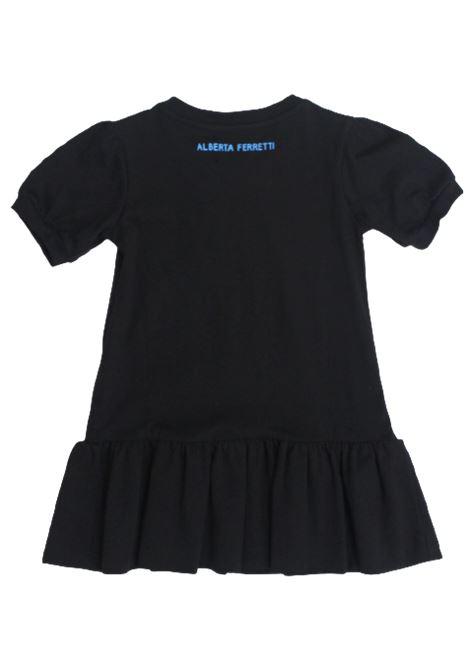 ALBERTA FERRETTI | Dress | 022155NERO