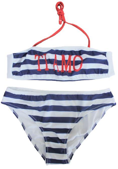 ALBERTA FERRETTI | swimsuit | 022180BIANCO BLU