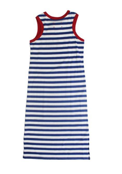ALBERTA FERRETTI | Dress | 022181BIANCO BLU