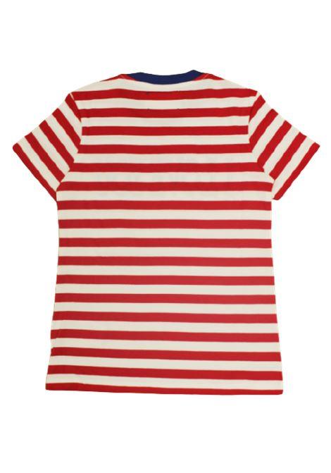 ALBERTA FERRETTI | T-shirt | 022185RIGA B.CO ROSSO