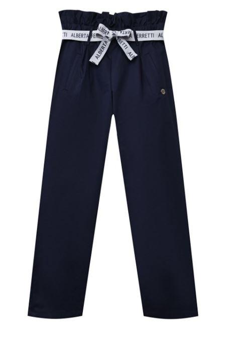 Pantalone Alberta Ferretti ALBERTA FERRETTI | Pantalone | 027433BLU
