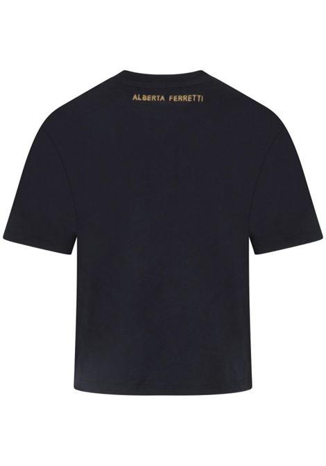 T-shirt alberta Ferretti ALBERTA FERRETTI | T-shirt | ALB84BLU
