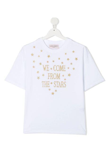 T-shirt Alberta Ferretti ALBERTA FERRETTI | T-shirt | ALB84PANNA