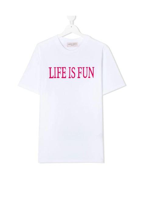 T-shirt Alberta Ferretti ALBERTA FERRETTI | T-shirt | ALB85BIANCO