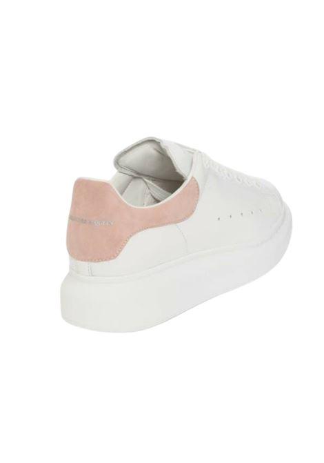ALEXANDER MCQUEEN | Sneakers | 553770WHGP79182BIANCA-ROSA