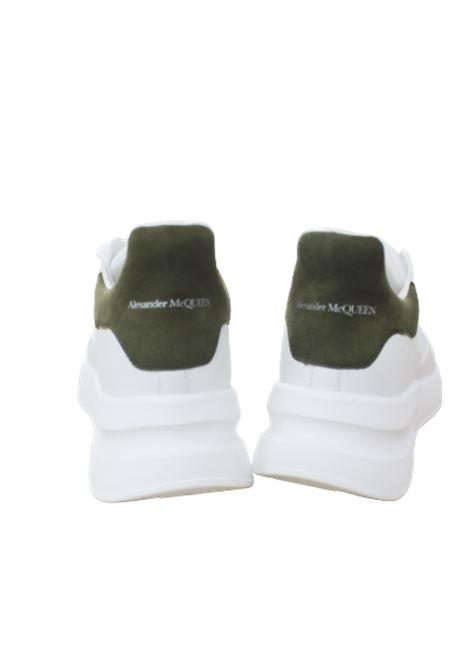 Sneakers Alexander McQueen ALEXANDER MCQUEEN | Sneakers | 575425WHRUB9055BIANCA-VERDE