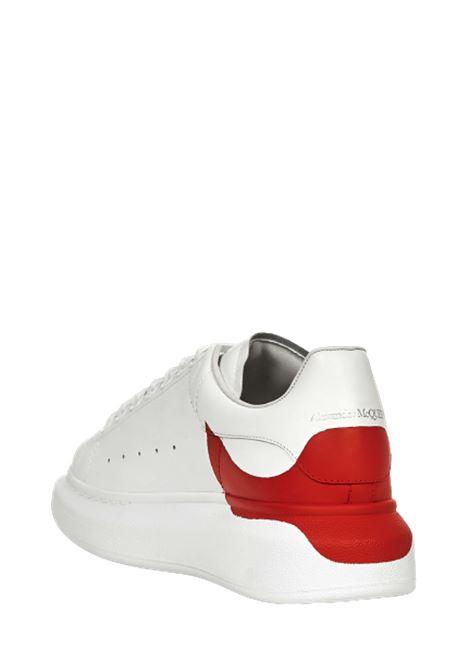 Sneakers Alexander McQueen ALEXANDER MCQUEEN | Sneakers | 645863WHZ4L9676BIANCA-ROSSA