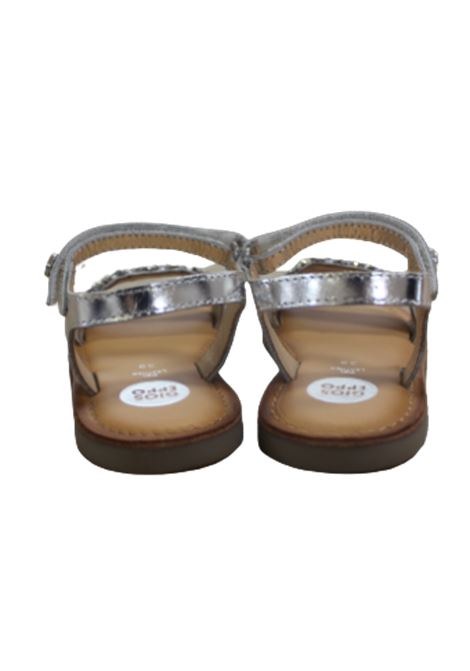 GIOSEPPO   sandals    58936ARGENTO