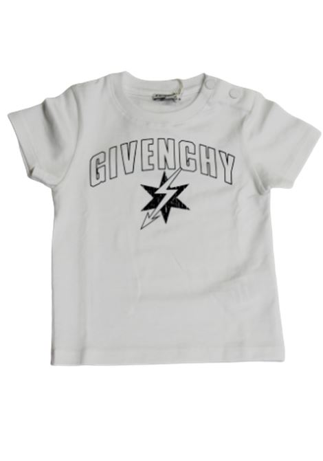 T-shirt Givenchy GIVENCHY | T-shirt | GIV14BIANCO