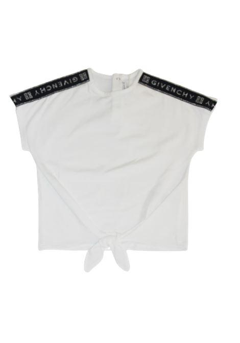 GIVENCHY | T-shirt | H05123BIANCO