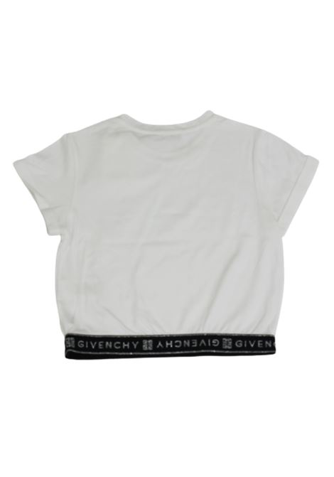 GIVENCHY | T-shirt | H15150BIANCO