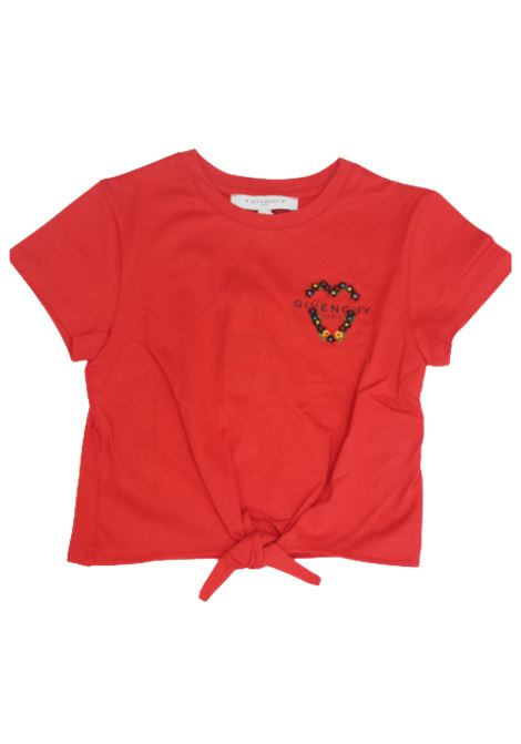 GIVENCHY | T-shirt | H15156ROSSO