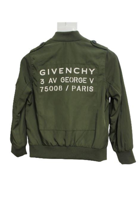 Giubbino Givenchy GIVENCHY | Giubbino | H26056VERDE