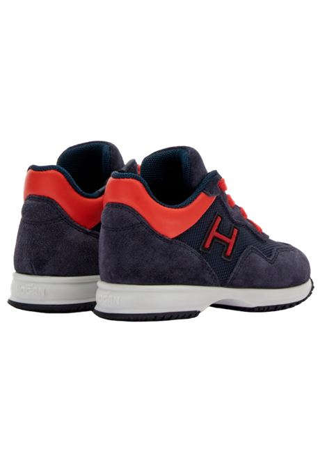 SNEAKERS HOGAN HOGAN | Sneakers | HXR00N0V311JYC2E20BLU-ROSSA