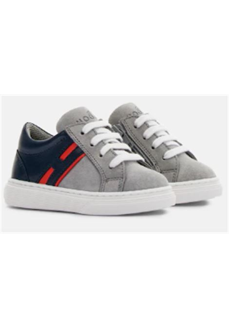 SNEAKERS HOGAN HOGAN | Sneakers | HXT3400CT20HB94X98GRIGIA-BLU