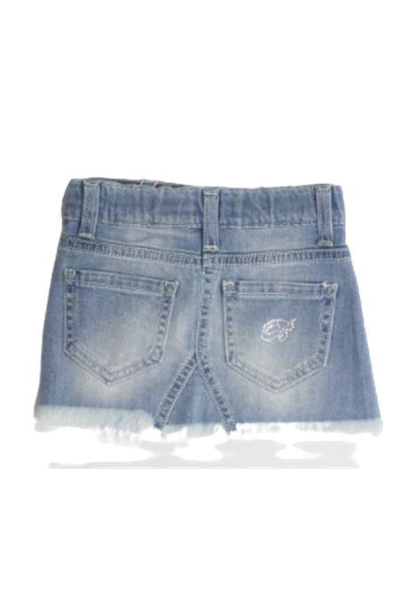 MISS BLUMARINE   skirt   MBL0962JEANS