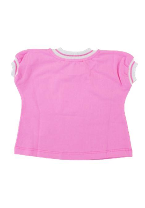 MISS BLUMARINE   T-shirt   MBL2523ROSA FLUO