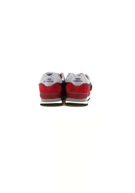 Sneakers New Balance NEW BALANCE | Sneakers | YV574FNBROSSA