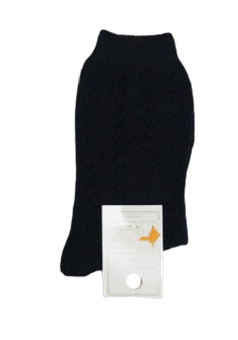 PAOLO ROMBOLI | knee sock | 1108BLU