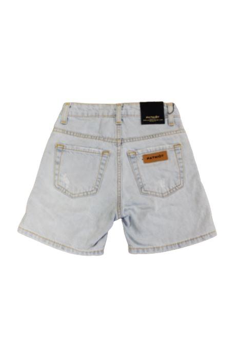 PATRIOT | Bermuda pants  | PBC1238JEANS