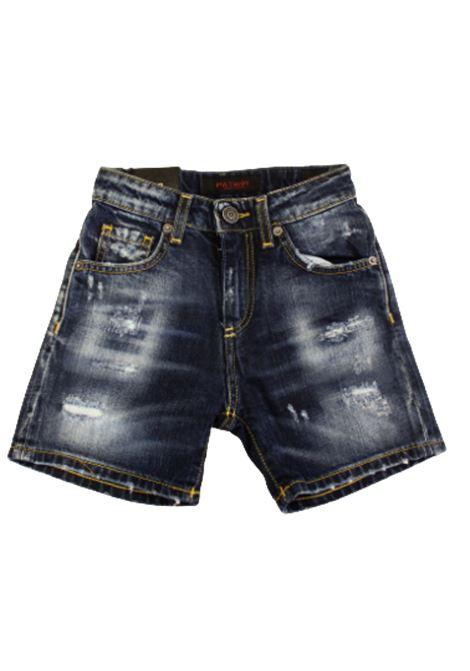 PATRIOT | Bermuda pants  | PBC1274JEANS