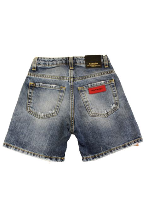 PATRIOT | Bermuda pants  | PBC2020JEANS