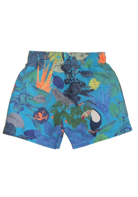 PAUL SMITH | swimsuit | SMI02BLU FANTASIA