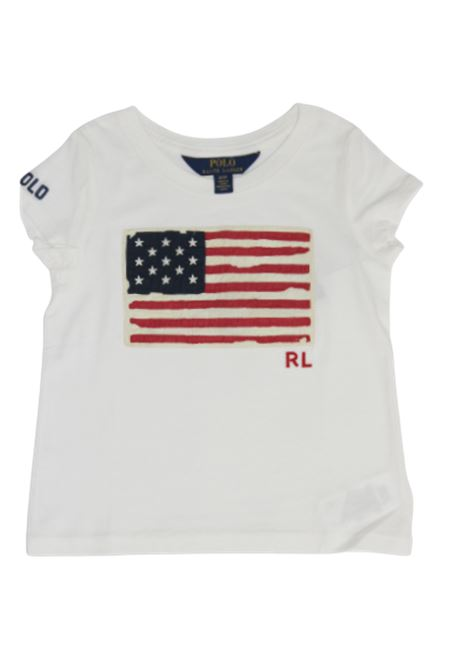 T-shirt Polo Ralph Lauren POLO RALPH LAUREN | T-shirt | POL09BIANCO