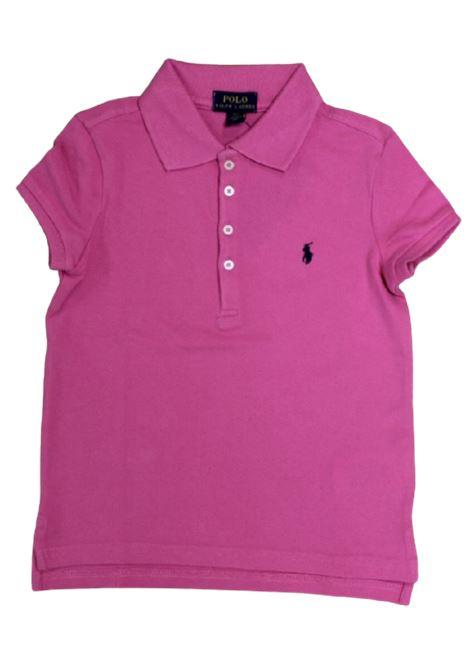 Maglia polo Polo Ralph Lauren POLO RALPH LAUREN | T-shirt | POL113FUXIA