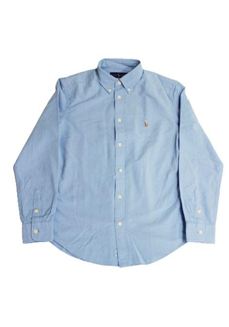 Camicia Polo Ralph Lauren POLO RALPH LAUREN | Camicia | POL228CELESTE