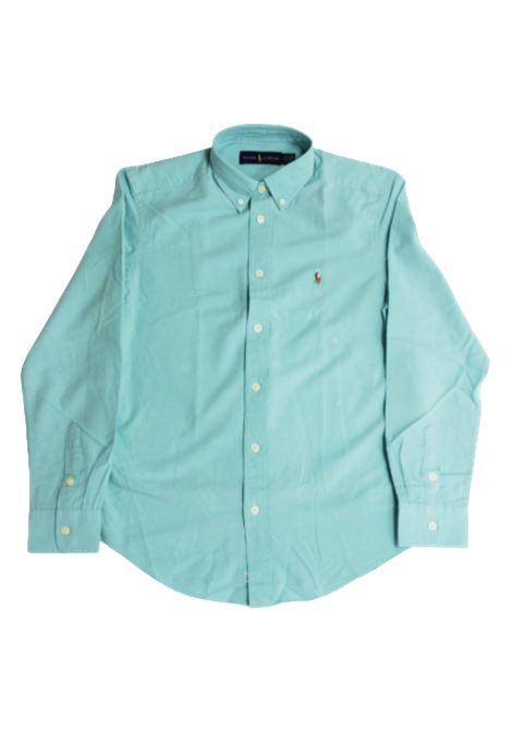 Camicia Polo Ralph Lauren POLO RALPH LAUREN | Camicia | POL228VERDE ACQUA