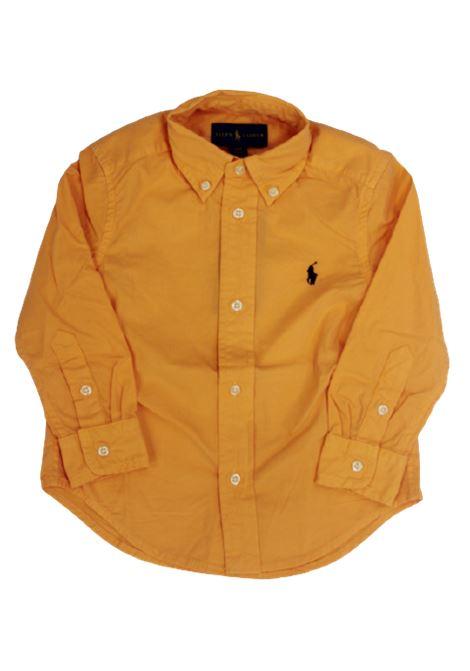 Camicia Polo Ralph Lauren POLO RALPH LAUREN | Camicia | POL238ARANCIO