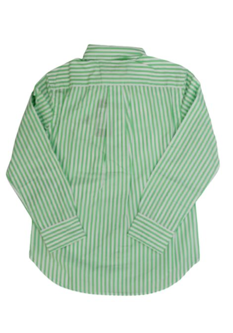 Camicia Polo Ralph Lauren POLO RALPH LAUREN | Camicia | POL246RIGA B.CO VERDE C.