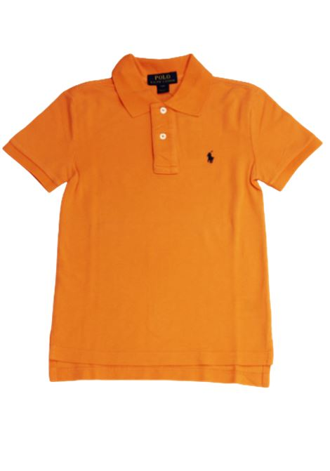 Maglia polo Ralph Lauren POLO RALPH LAUREN | T-shirt | POL29ARANCIO