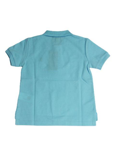 Maglia polo Ralph Lauren POLO RALPH LAUREN | T-shirt | POL29CELESTE