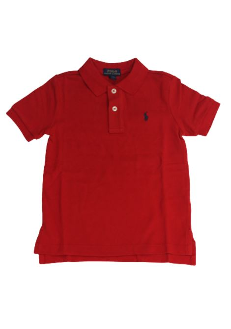 Maglia polo Ralph Lauren POLO RALPH LAUREN | T-shirt | POL29ROSSO