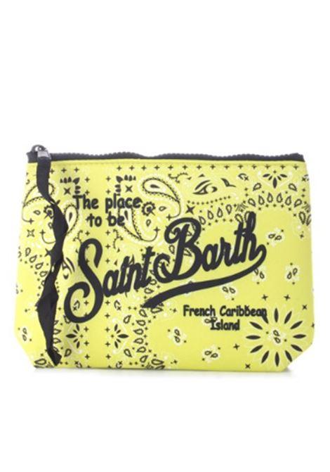 POCHETTE SAINT BARTH SAINT BARTH | Pochette | ALINE BNDS94GIALLA
