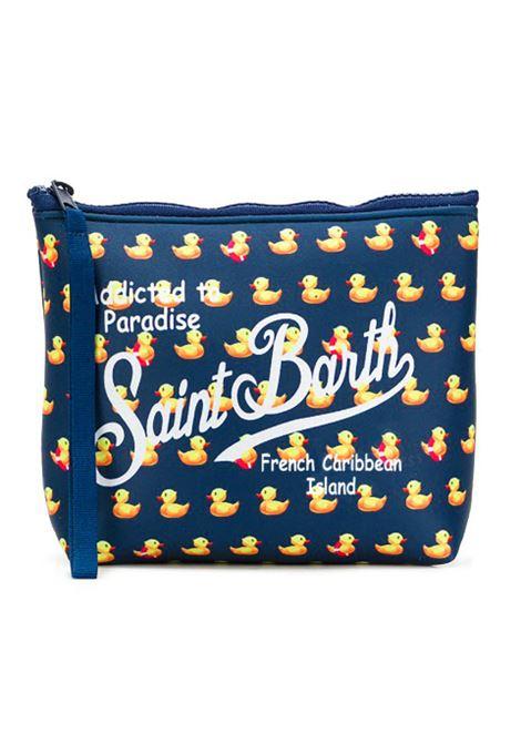 POCHETTE SAINT BARTH SAINT BARTH | Pochette | ALINE DUC61BLU