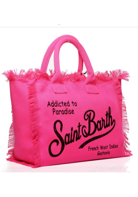SAINT BARTH   Bag   COLETTE 0001FUCSIA