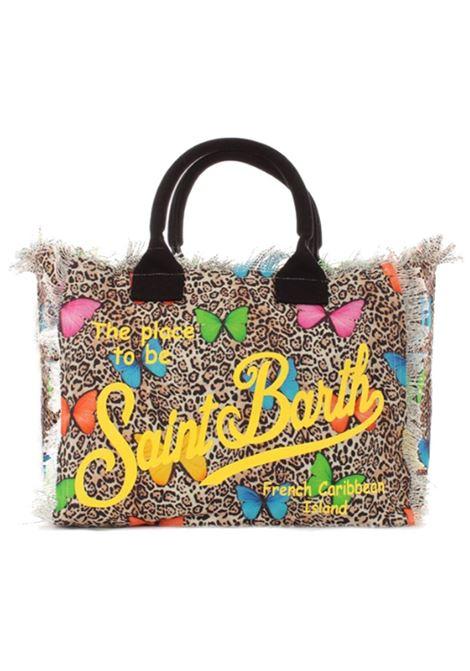 SAINT BARTH   Bag   COLETTE11ANIMALIER