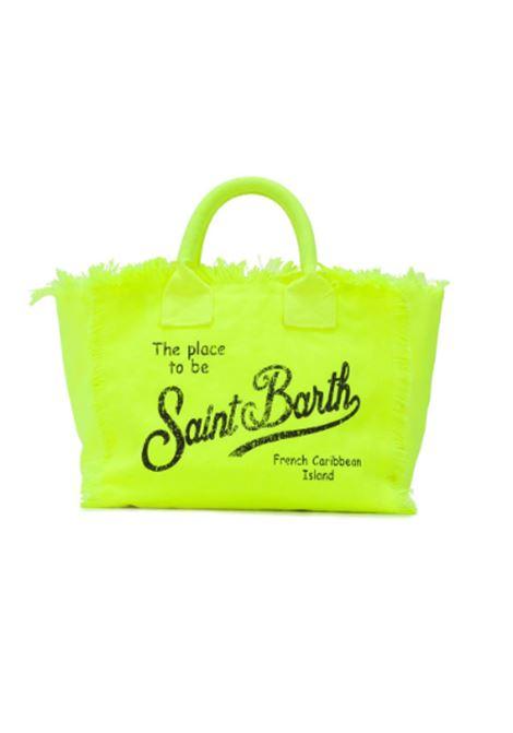 Borsa Saint Barth SAINT BARTH | Borsa | COLETTEGIALLO FLUO