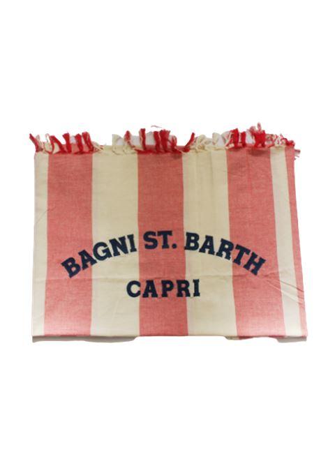 Telo Mare Saint Barth SAINT BARTH | Telo mare | FOUTAS ECST41ROSSA