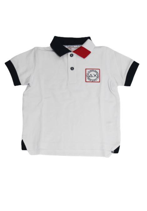 SUN68 | T-shirt | A30311BIANCO