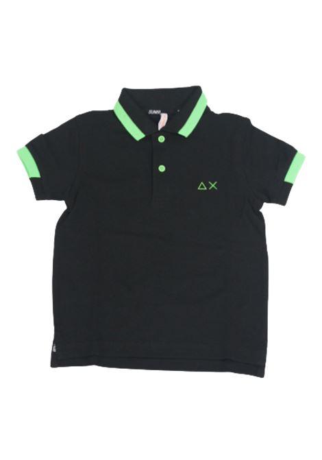 SUN68 | T-shirt | A30315NERO