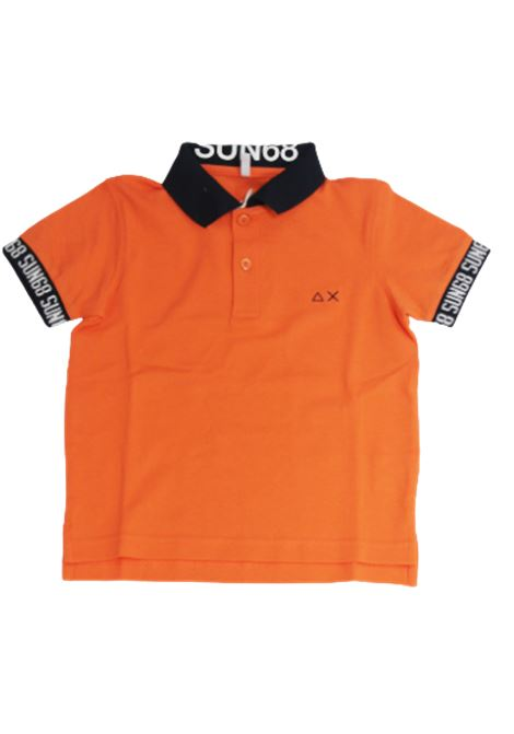 SUN68 | T-shirt | A30324ARANCIO