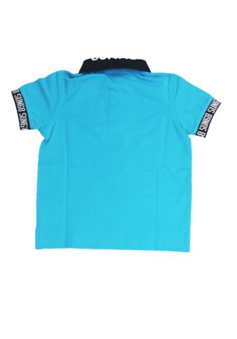 SUN68 | T-shirt | A30324TURCHESE